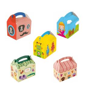 Scatola giochi per bambini per horeca, ristoranti, hotel, pizzerie, attività varie kit scatola party economico