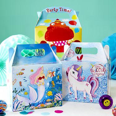 Scatola giochi per bambini per horeca, ristoranti, hotel, pizzerie, attività varie kit scatola party